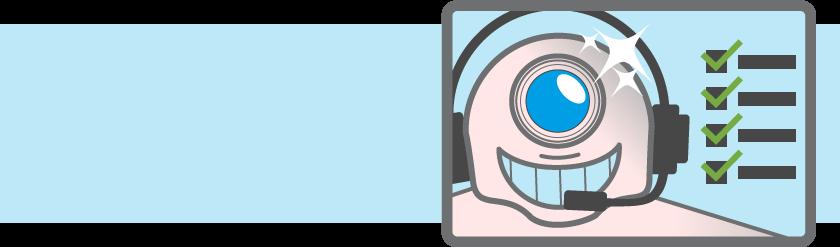 Livespotting Helpdesk für alle SLA udn SLA+ Kunden.