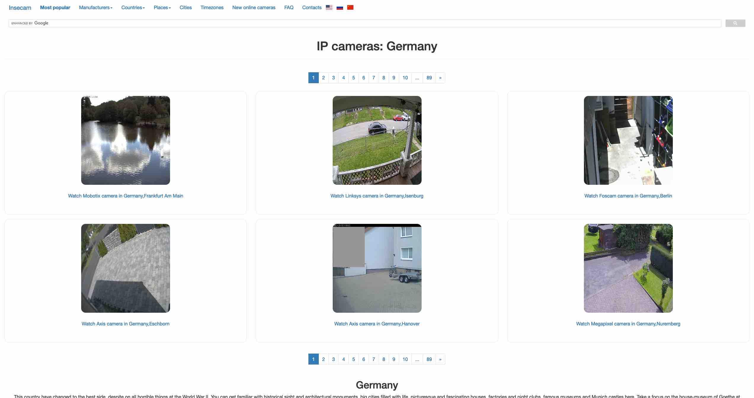 Webcam gegen Diebstahl absichern.