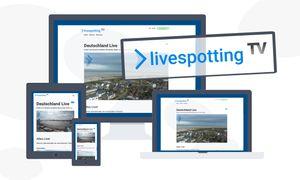 Technologie Inkubator und deutschsprachiges Live-Streaming Portal für touristische Webcams mit Landingpage für jeden Kunden.