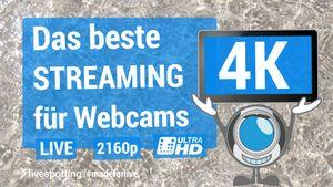 Was ist 4K-Auflösung? Was es ist und was Ultra HD für Ihr Onlinemarketing mit Webcams bedeutet.